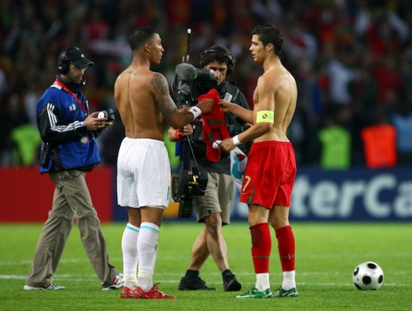 Portugal VS Turkey - Group A Euro 2008 (exchange!!)