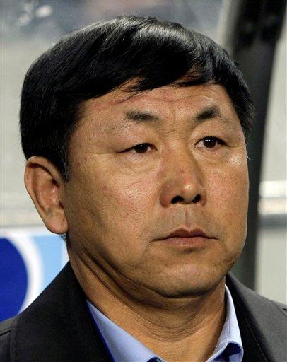 North Korea Coach(Kim Jong Hun)